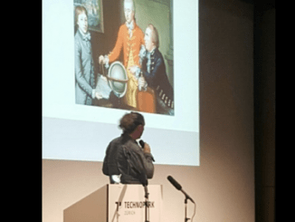 Arthur Clay Talk at SSVAR