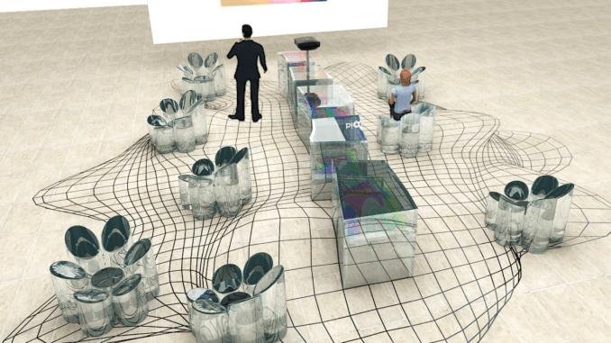 Biobbles Space Rednering