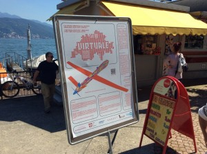 Virtuale Lugano Poster
